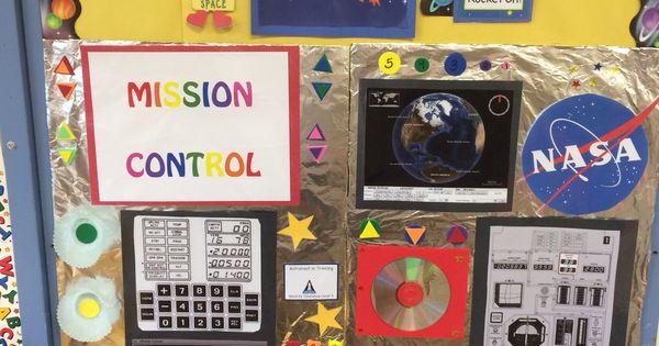 nasa mission control dramatic play ideas - photo #22