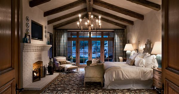 """rustic Bedroom"" Design Ideas, Pictures, Remodel, and Decor - page 7"