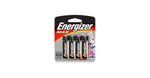 Energizer Aa Batteries Pkg 4 Led Track Lighting Kits Light