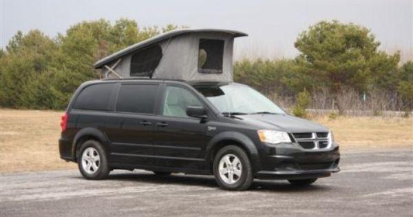 Dodge Grand Caravan Camper Van For Rent Or To Buy Grand Caravan