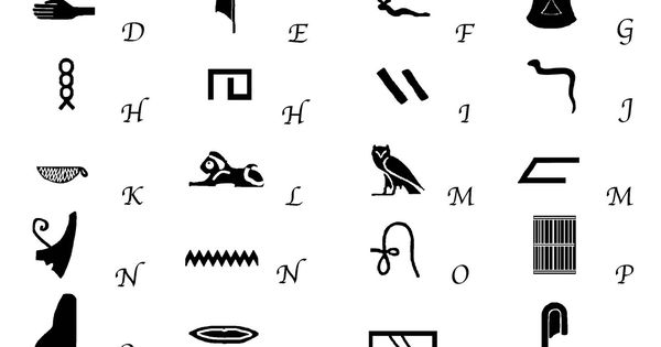 egyptian symbol for knowledge - photo #9