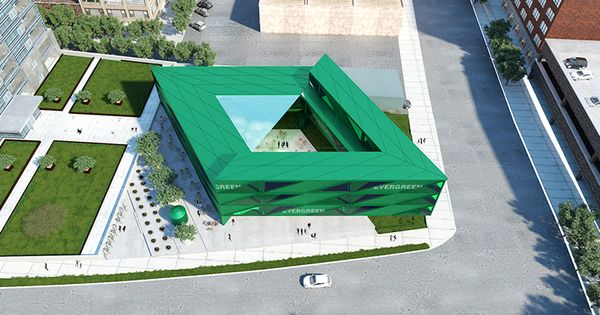 Steelcase lot ek architecture design container mall markets pinterest minneapolis - Lot ek container home kit ...
