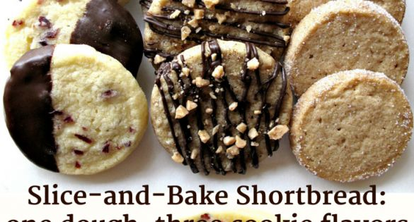cookie palette bake and slice chocolate swirls heath bar cookies ...