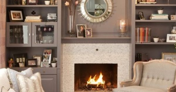 Design Fireplace Wall modern gas fireplace design contemporary luxury living room wall unit a frieze in a bar house pinterest design fireplaces and built ins Built In Fireplace Mantle Design Idea Like The Overall Style