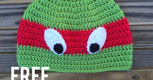 Free Crochet Ninja Turtle Scarf Patterns ~ manet for .