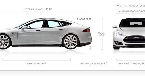 Tesla Model S Specs Tesla Model S Tesla Motors Model S Tesla