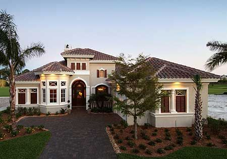 Plan 46065hc Hill Country Ranch With Private Master Suite