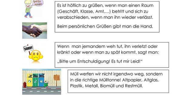 Benehmen : German » English   PONS