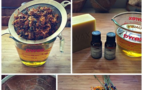 calendula cream how to make