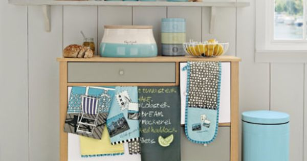 Best Next Kitchen Styled With Teal Grey Lemon Accessories 640 x 480