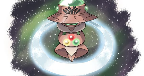 Mega Beheeyem By Cowctus Art Pokemon Anime