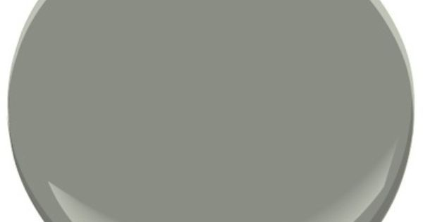 Benjamin Moore Af 710 Secret Paint In A Living Room Click