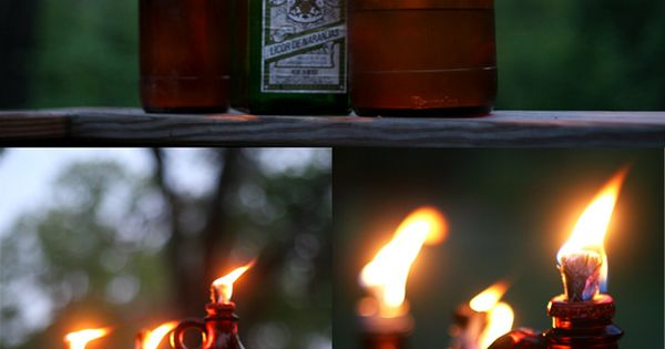 S vintage diy linternas repelente de mosquitos diy for Repelente avispas piscinas