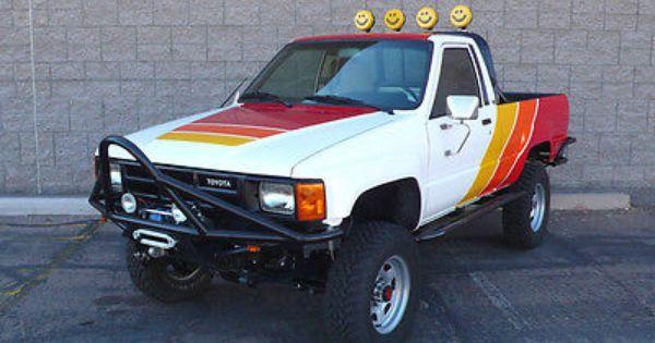 Toyota Tacoma Ivan Steward Baja Graphics Toyota Trucks Toyota Pickup 4x4 Trucks