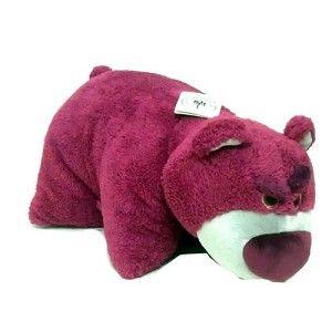 Disney Pillow Pet Toy Story Lotso Huggin Bear Pillow Plush Smells So Good Disney Pillows Disney Pillow Pets Animal Pillows