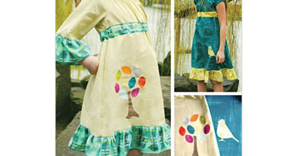 mess modern prairie dress tutorial