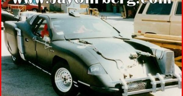 Knight Rider Mobil Gambar