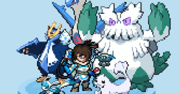 Http Chiwadesu Tumblr Com Post 149140954398 Photoset Iframe Chiwadesu Tumblr Oc4g64mxkj1ufdtcr 400 False Pokemon Crossover Pixel Art Overwatch