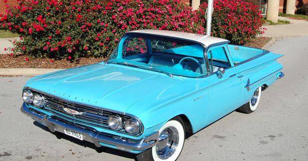 1960 El Camino Thelma 1959 Chevy Impala Lowrider Cars Chevy Impala