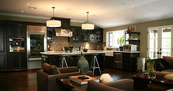 A Complete Guide To A Perfect Bachelor Pad Home Home Decor Living Room Kitchen