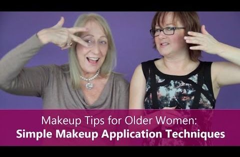 Makeup Tips for Older Women: Simple Techniques for Better Makeup ...