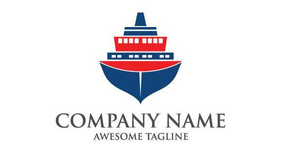Ship Vector Logo Graphic By Hartgraphic Creative Fabrica In 2020