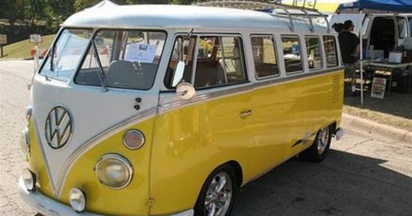 i want an old hippie van like this sooooooooo bad