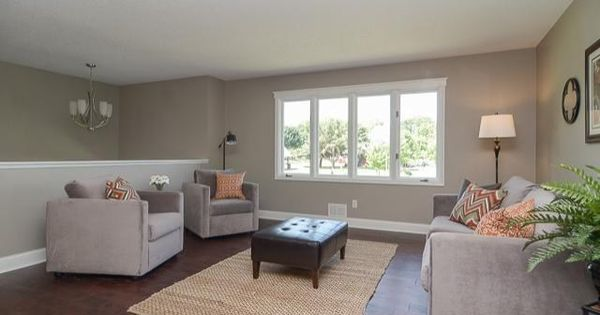 Living Room Setup Split Level Furniture Placement With