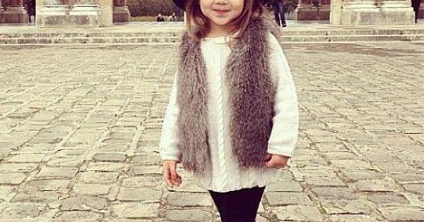 little girls street style - Google Search