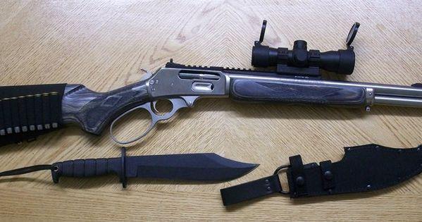 Base Rifle Marlin 1895 Stp Caliber 45 70 16 25 Quot Barrel