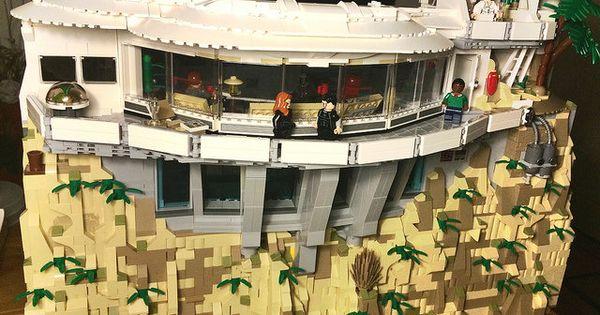 Tony Stark S Workshop Malibu Mansion Exterior Progress