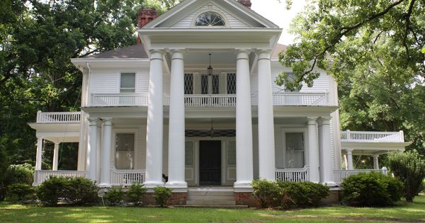 Southern Decor Posts Related To Colonial Style Homes