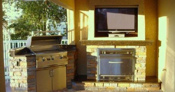 Outdoor Kitchens Bbq S Backyard Kitchen Backyard Outdoor Pergola