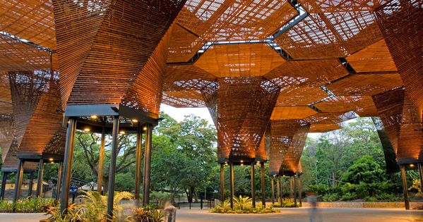 Orquideorama plan b architects jprcr architects - Amutio y bernal arquitectos ...