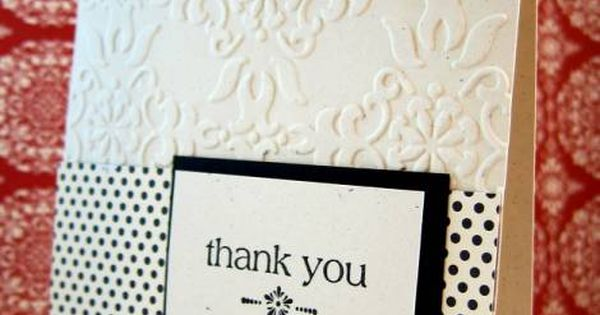 Awe Inspiring More Simple Thank You Cards By Susiespotless Cards And Funny Birthday Cards Online Drosicarndamsfinfo