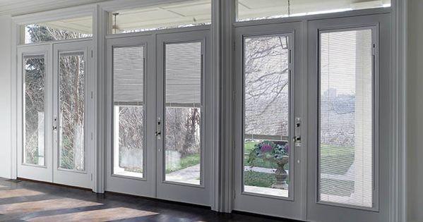 Therma Tru 8 39 0 Smooth Star Fiberglass Doors With Internal