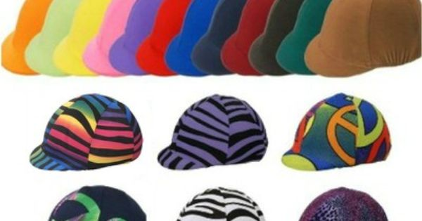 Spandex English Helmet Cover Up Only Tina S Horse Tack Horse Riding Clothes Horse Riding Gear Helmet Covers
