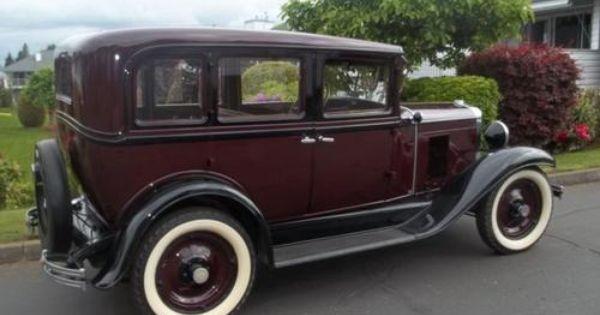 1930 Chevy Sedan Http Www Cacars Com Car Chevy Sedan