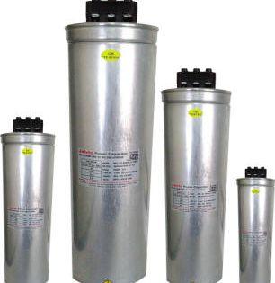 Mpp Cylindrical Capacitors Capacitors Self Healing Capacitor