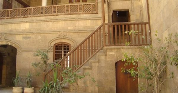 Zaynab Khatun House Is An Archaeological Old House Located Behind The Al Azhar Mosque In Cairo Islamic Architecture Cairo Cairo Egypt
