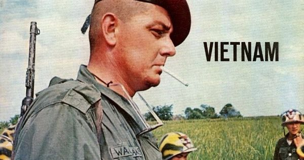 feature post relating to vietnam war