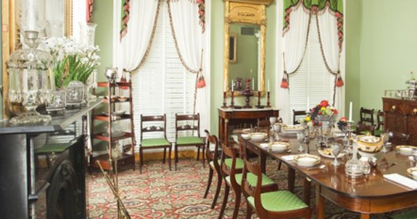 Andrew low house dining room savannah ga savannah home - Georgia furniture interiors savannah ga ...