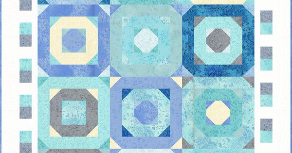 Octagon Quilting Templates : octagon alley quilt Octagon Alley quilt Pinterest Free pattern, Quilt and Stars