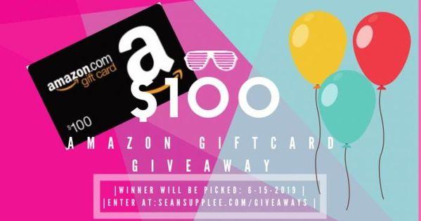 Giveaway Machine 100 Amazon Giftcard Amazon Gift Card Free