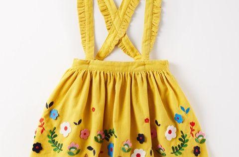 Applique skirt for girls mini boden kidz cloths for Mini boden winter 2016