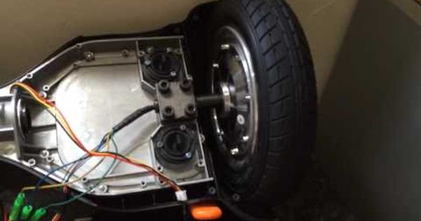 Reverse Engineering Hoverboard Motor Drive Hackaday Hoverboard Balancing Scooter Scooter