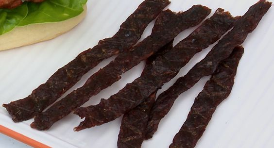 Share On Pinterest Jerky Recipes Venison Recipes Game Food