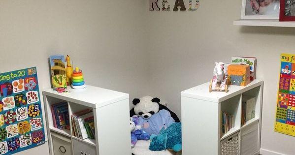 Reading Nook Using Ikea Kallax Shelves Home Care Amp Organization Pinterest Barnrum