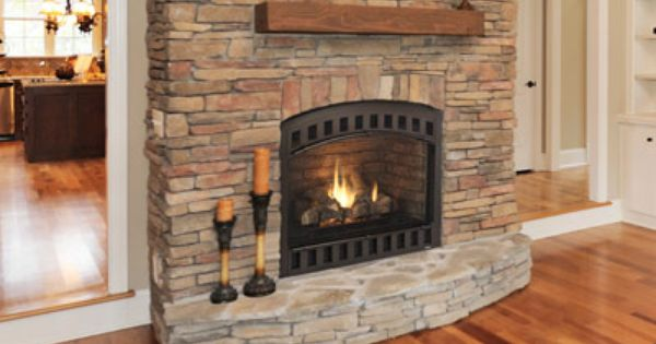 Fireplace Facts For Building Your First Home Indoor Gas