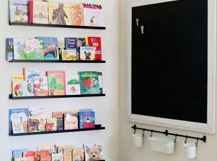 Organizar area de tareas escolares para ni os cubetas - Juegos de organizar casas ...